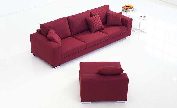 Arredamenti milani arredo salotto design for Aprire il concetto di soggiorno