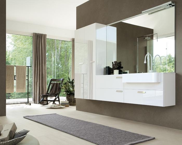 arredamenti milani - mobili bagno sospesi - mobili bagno - arredo ... - Arredo Bagno Mobili Sospesi