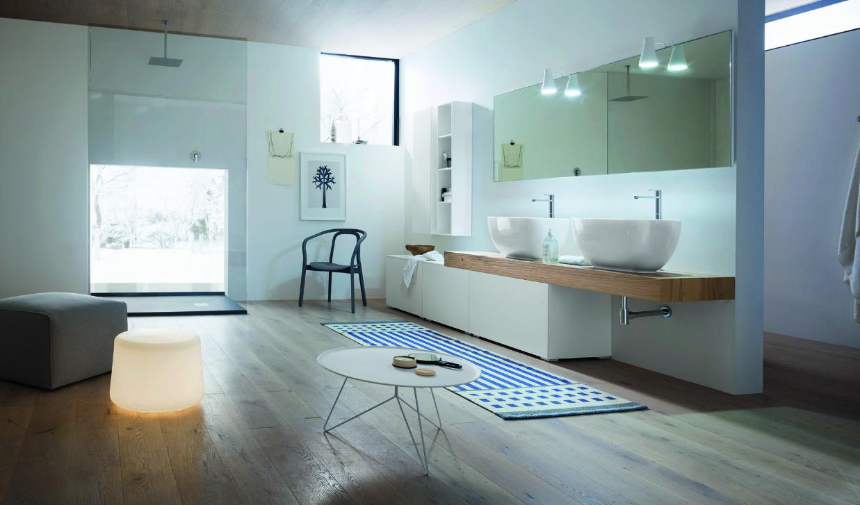 Arredamenti Milani - Mobili Bagno Moderni - Arredo bagno moderno – High Tech