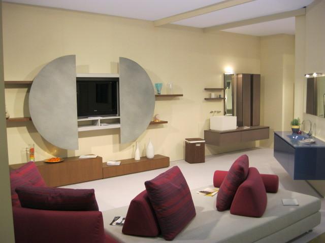 Arredamenti milani mobili soggiorno for Mobili soggiorno particolari