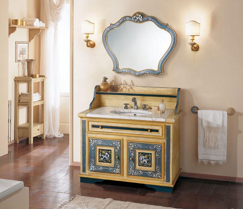 Arredo bagno classico arredo bagno arredamenti varese for Mobili bagno classici offerte