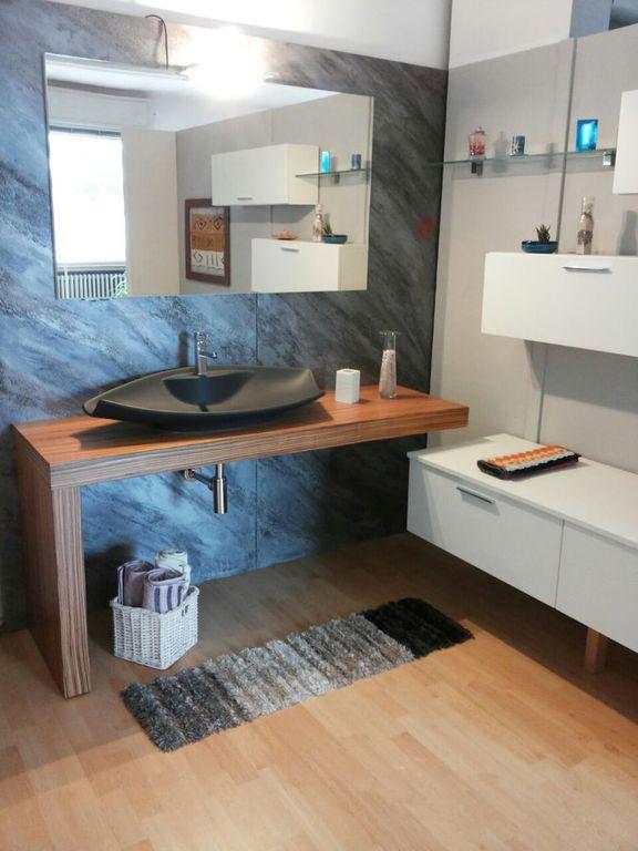 Arredamenti Milani - Rivestimento arredo bagno - finitura bagno ...