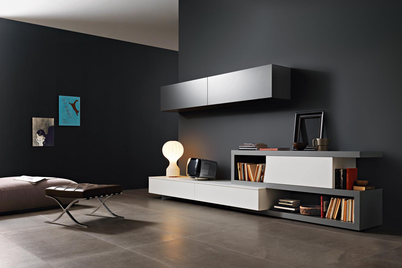 Arredamenti milani arredamento soggiorno moderno design for Design soggiorno moderno